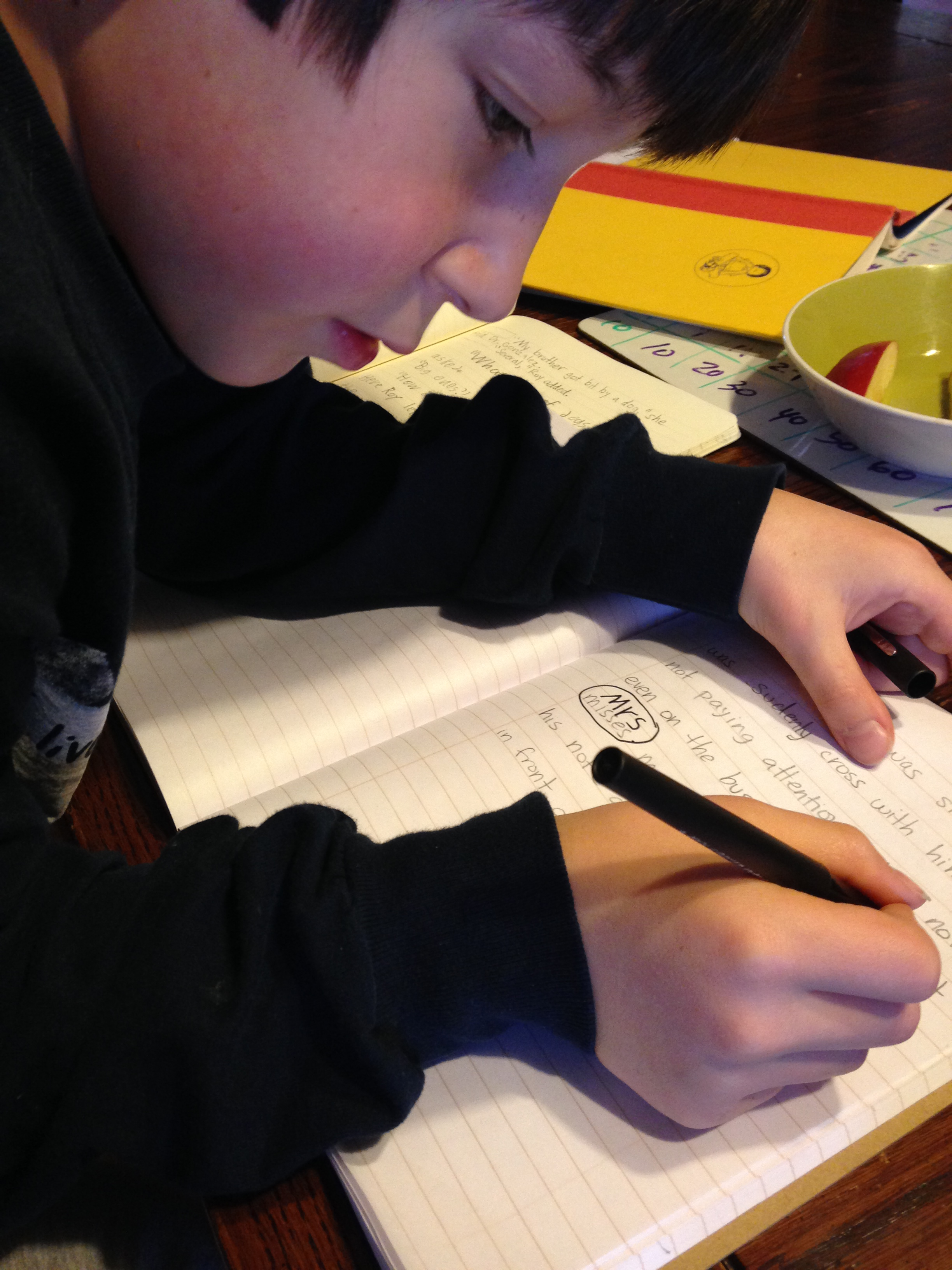 How to Use Sentence Dictation to Improve Writing