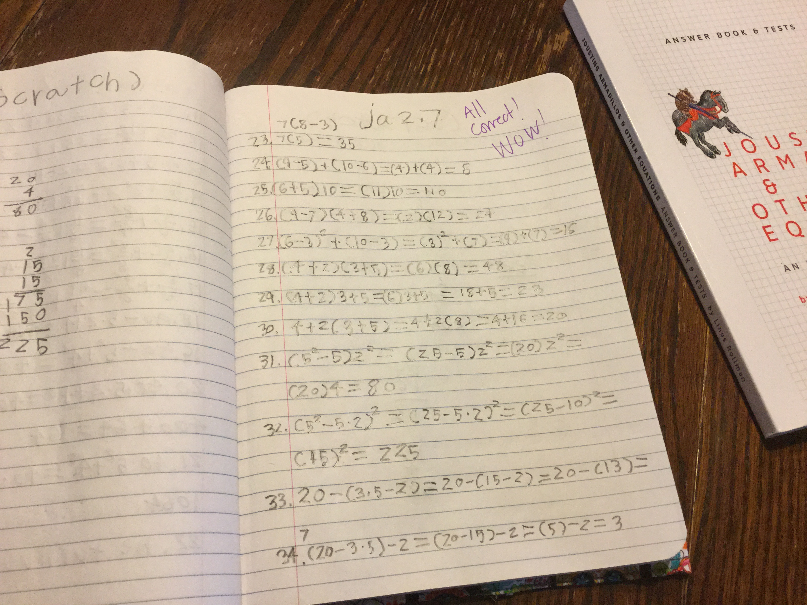 Math Notebook – Getting into Shapes Worksheet
